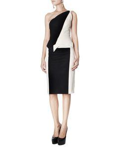 Roland Mouret | Асимметричное Платье