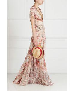 Etro   Шелковое Платье