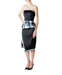 LUBLU Kira Plastinina | Шелковое Платье