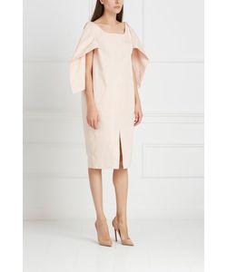 GILMAR | Платье Из Шелка И Хлопка