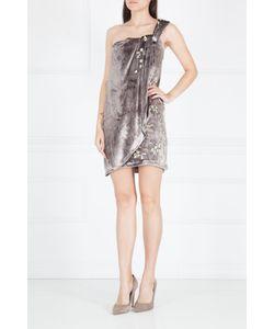 Diane Von Furstenberg | Платье Из Вискозы И Шелка