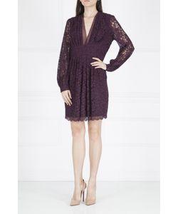 Diane Von Furstenberg | Платье Из Вискозы И Хлопка