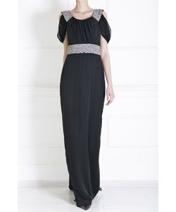 Marchesa | Шелковое Платье