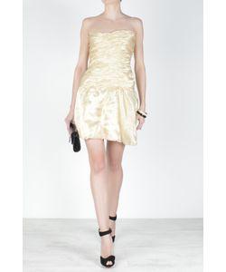 Luisa Beccaria | Платье Из Шелка И Полиамида