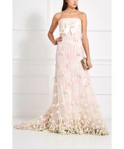 Bill Blass | Шелковое Платье
