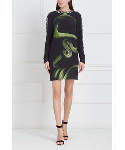 Lanvin   Платье С Принтом
