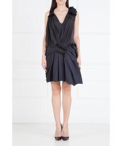 Lanvin   Шелковое Платье