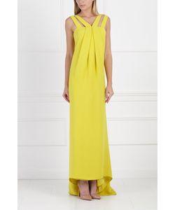 Oscar de la Renta | Платье Из Шелка