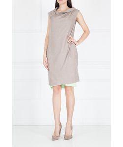 Diane Von Furstenberg | Платье Из Шелка И Вискозы