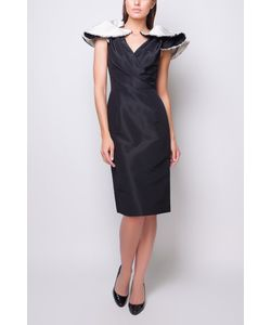 Carolina Herrera | Платье С Накладными Плечами
