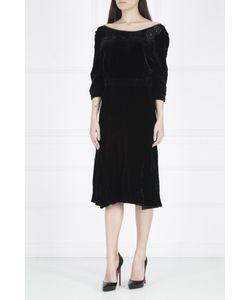 Nina Ricci | Платье Из Вискозы И Шелка