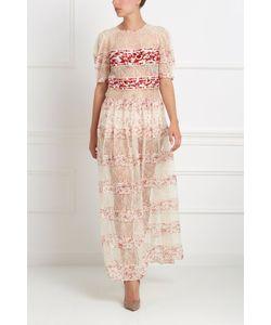 Etro | Шелковое Прозрачное Платье