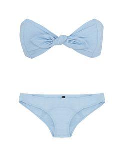 Lisa Marie Fernandez | Купальник Poppy Denim Bikini
