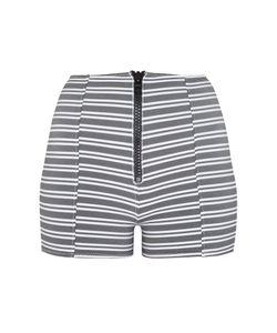 Lisa Marie Fernandez   Шорты В Полоску Bws Zip Stripe Short