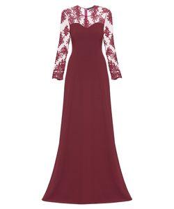 BYGAKOFF   Платье Из Вискозы С Вышивкой И Бисером 186826