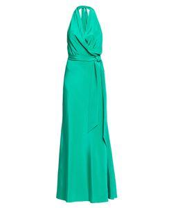 Nicole Miller | Платье Из Шелка С Поясом Af-186688