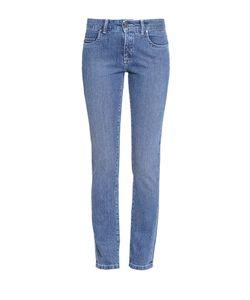 Trussardi Jeans | Джинсы Со Стразами Be-185641