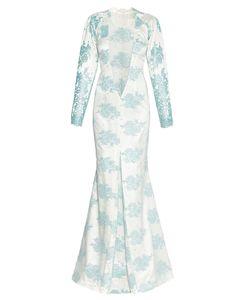 Apollon Bygakoff | Платье Из Шелка С Хлопком 174265