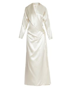 Apollon Bygakoff | Платье Из Шелка И Хлопка 174276