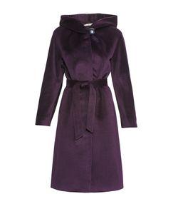 Style National | Пальто Из Шерсти И Кашемира С Поясом 174532