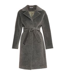 Style National | Пальто Из Шерсти И Кашемира С Поясом 174529