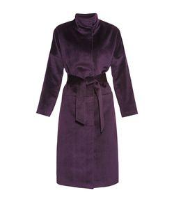 Style National | Пальто Из Шерсти И Кашемира С Поясом 174528