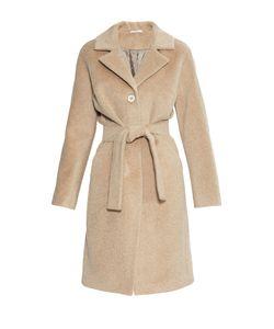 Style National | Пальто Из Шерсти И Кашемира С Поясом 174530