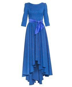 Stella Di Mare | Платье Из Вискозы С Поясом 175366