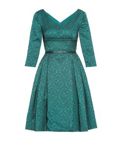 Paola Morena | Платье Из Искусственного Шелка И Хлопка 176317