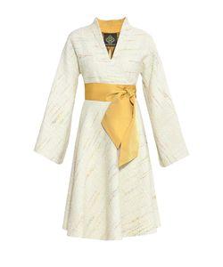 Apollon Bygakoff | Платье Из Шерсти С Поясом 174268