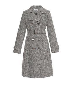 Style National | Пальто Из Шерсти С Поясом 179773