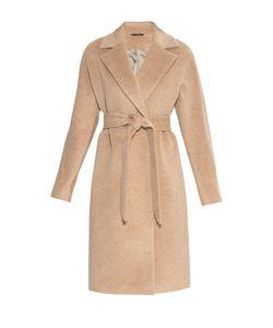 Style National | Пальто Из Кашемира С Поясом 179753