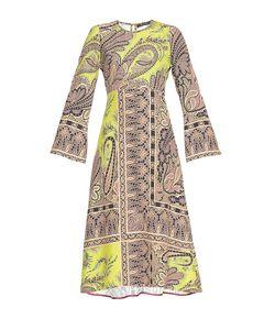 Etro   Платье Из Вискозы Nd-181351