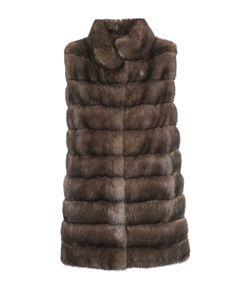 PT Quality Furs | Жилет Из Меха Соболя 181567