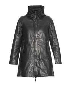 ADAMO | Кожаное Пальто 181540