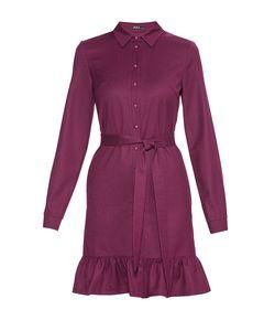 BURLO | Платье Из Шерсти С Поясом Br-181734
