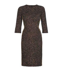 Etro | Платье Из Шерсти И Хлопка Nd-182521