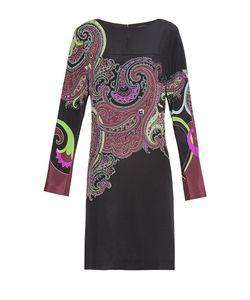 Etro | Платье Из Шелка Nd-182517