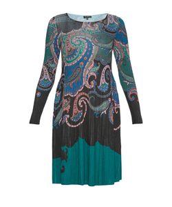 Etro | Трикотажное Шерстяное Платье Nd-182529