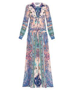 Etro   Платье Из Шелка Nd-182480