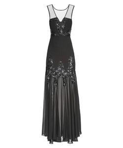 Paola Morena | Платье Из Искусственного Шелка В Пайетках 182598