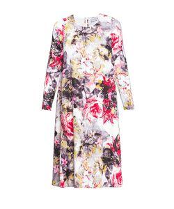 Imago | Платье В Стиле Casual С Цветочным Принтом И Асимметричным Подолом