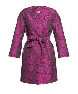 Lea Vinci | Летнее Пальто Из Вискозы С Поясом At-187501
