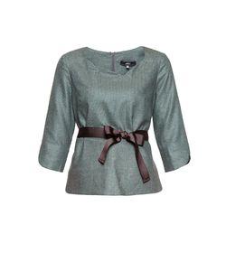 Pallari | Шерстяная Блуза С Поясом Pa-191435