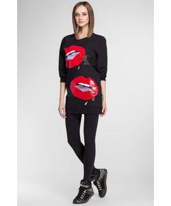 Nil & Mon | Платье-Толстовка Sf-Md Lovely Lips