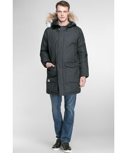 Woods Canada | Пуховик+Мех Arctic Parka Men