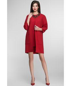 Yanina | Пальто+Платье Fw-1001