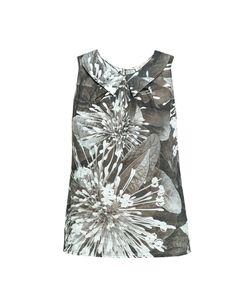Devore | Блуза С Цветочным Принтом 190230