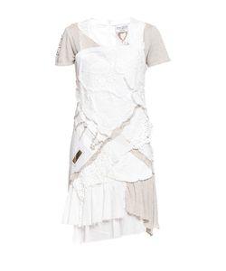ELISA CAVALETTI   Кружевное Платье Из Хлопка С Вискозой 188669