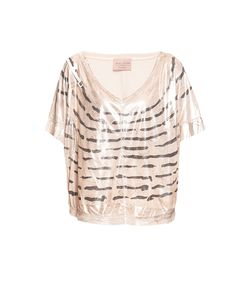 ELISA CAVALETTI | Блуза Из Вискозы Со Стразами 187162